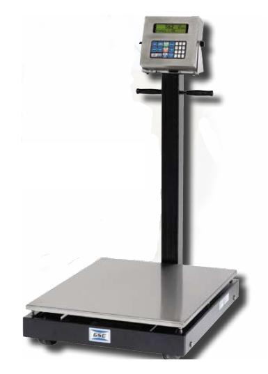 Porta Tronic 800 Series Portable Scales On American Scale