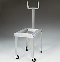 Bench Scale Cart