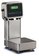 ZM Series Indicator Linked to BSF Torsion Base Bench Scales