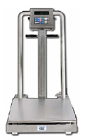 NTEP Certified -Stainless Steel - Electronic Portable Scale