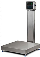 ZM Series Indicator Linked to BS Diamond Base Bench Scales